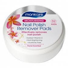 nail polish wipes