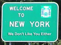 Image result for rude new yorker