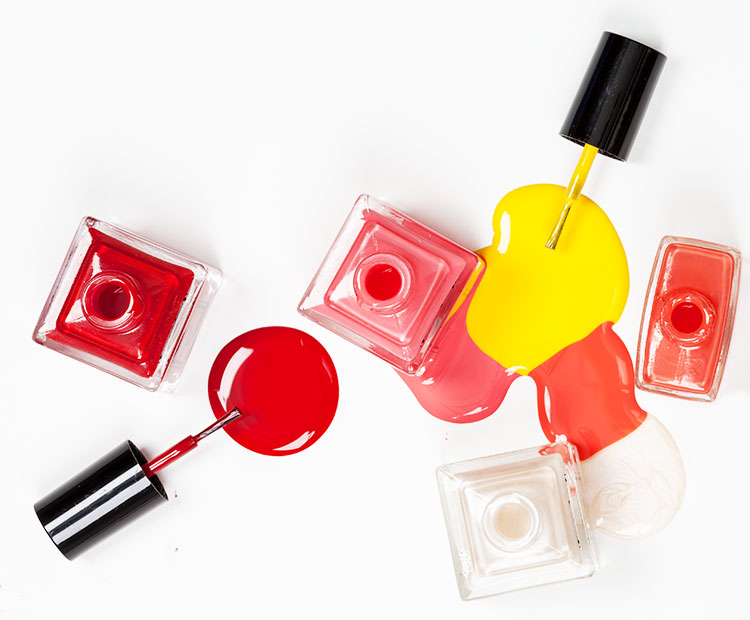 Nailed it- my favorite nail polishes and the worst