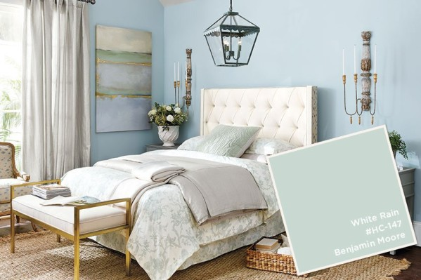 benjamin moore bedroom colors 2017 Unique Spring 2017 Paint Colors Photos