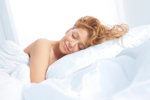 Relax wrinkles naturally while getting beauty sleep